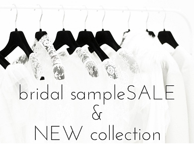 sample sale & new collection