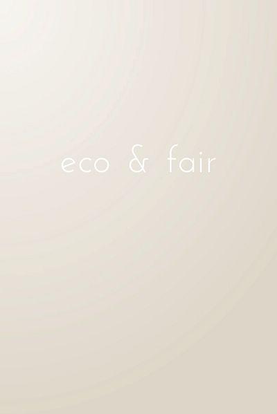 eco & fair