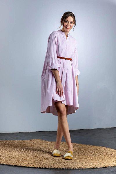 nos_60 weites hemdblusenkleid